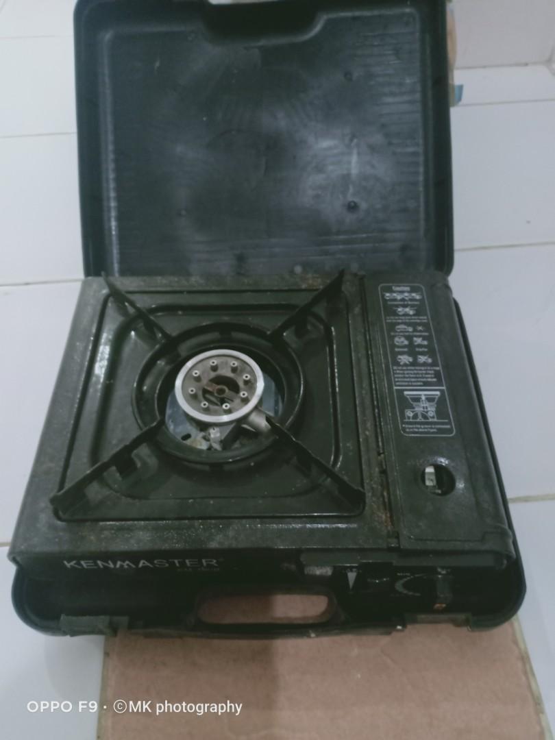 Kompor Portable kenmaster