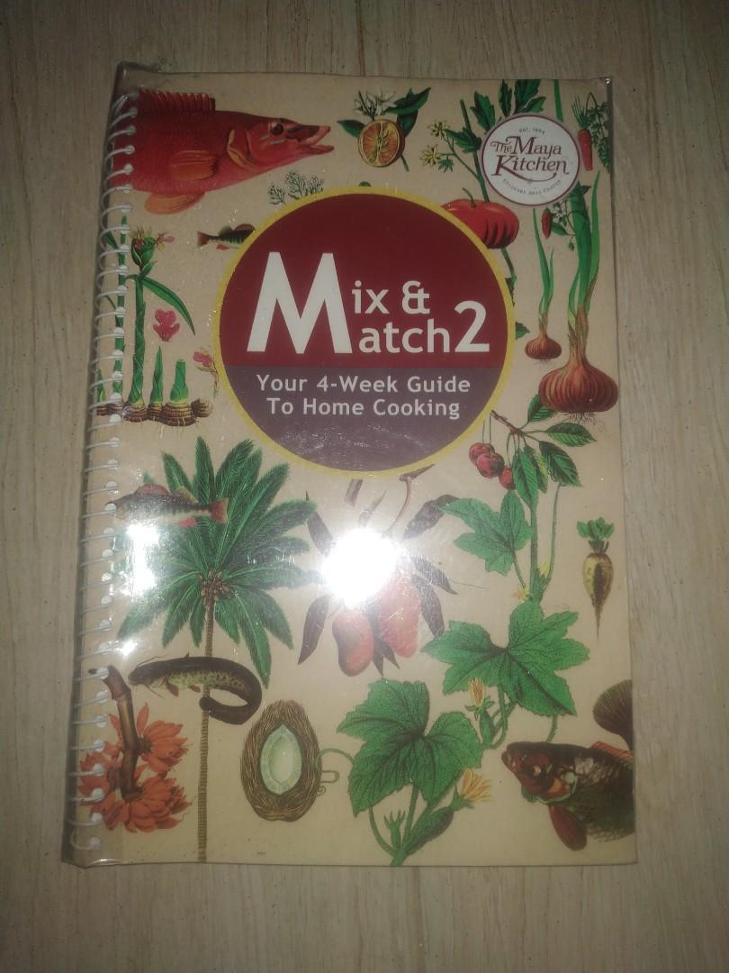 Mix&Match 2 CookBook