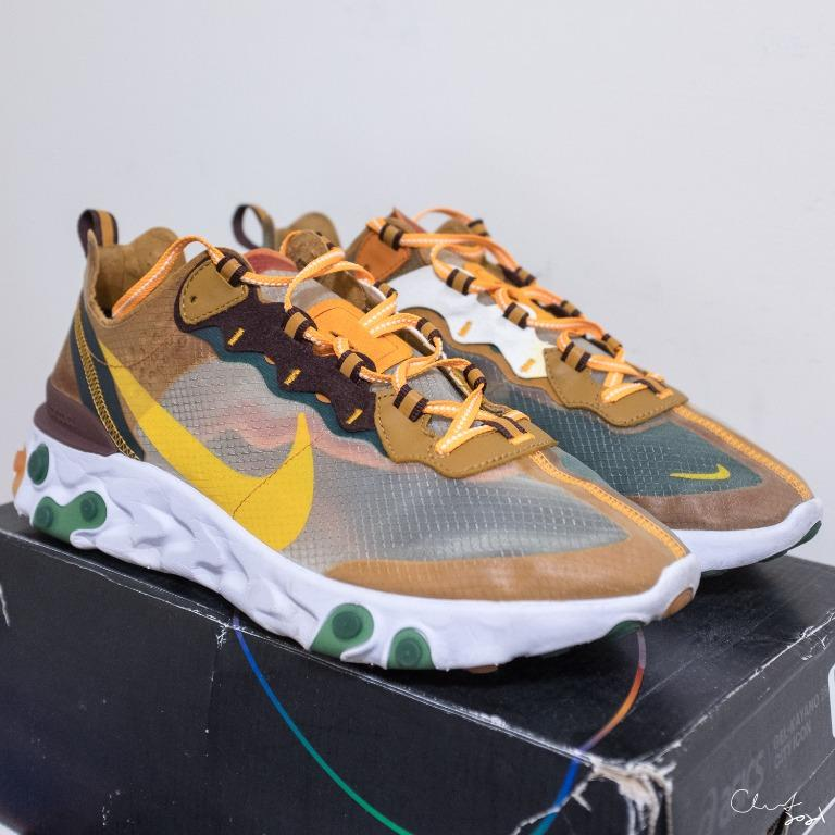 Nike React Element 87 CJ6897-113 US10.5