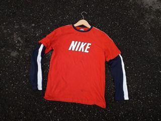 Nike Script Long Sleeve