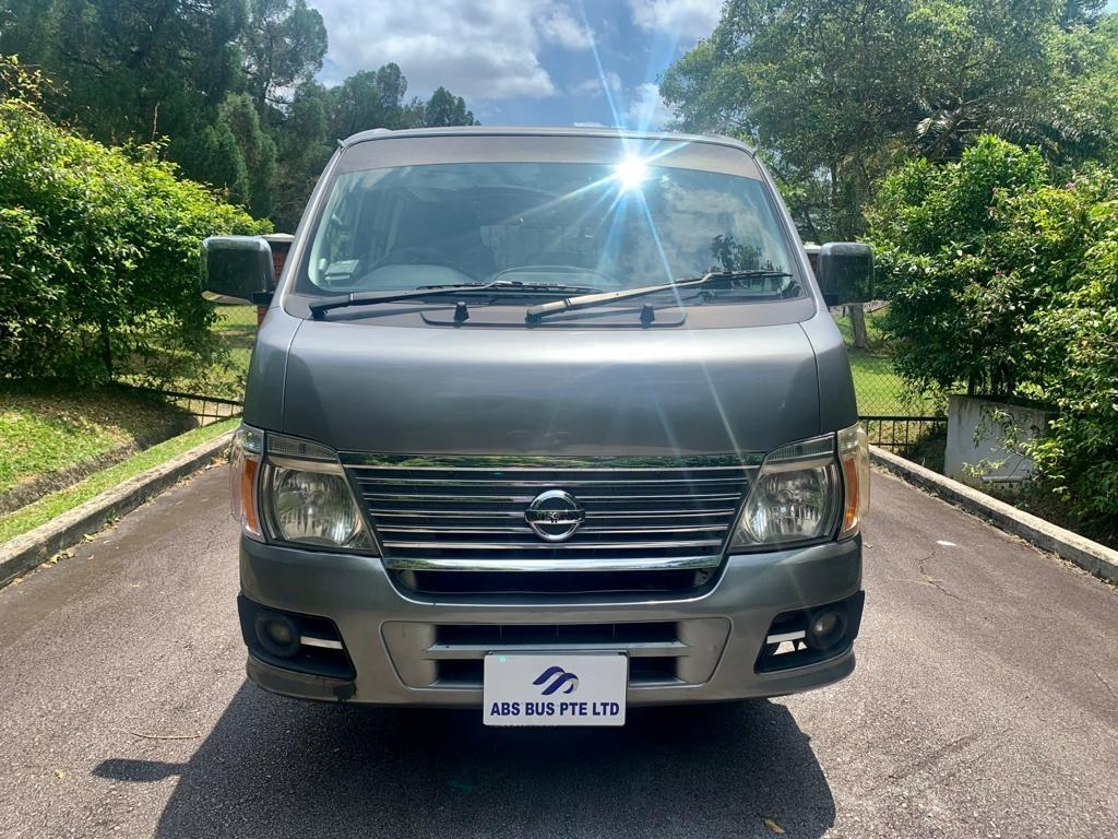 Nissan Urvan 3.0M Manual