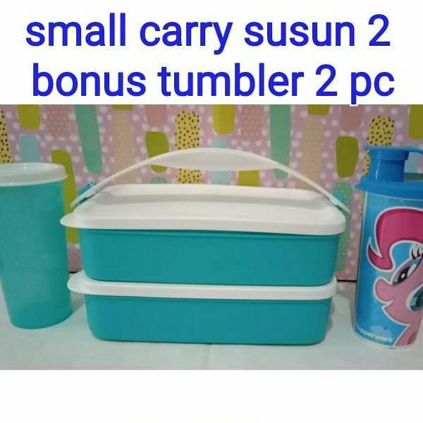 Paket Medium Tupperware