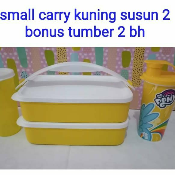 Paket Medium Tupperware