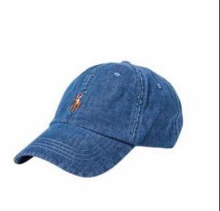 Polo棒球帽