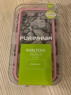 PureGear 普格爾防摔手機殼 iPhone X
