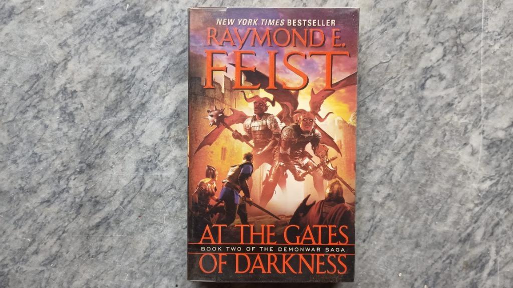 Raymond Feist-At The Gates of Darkness