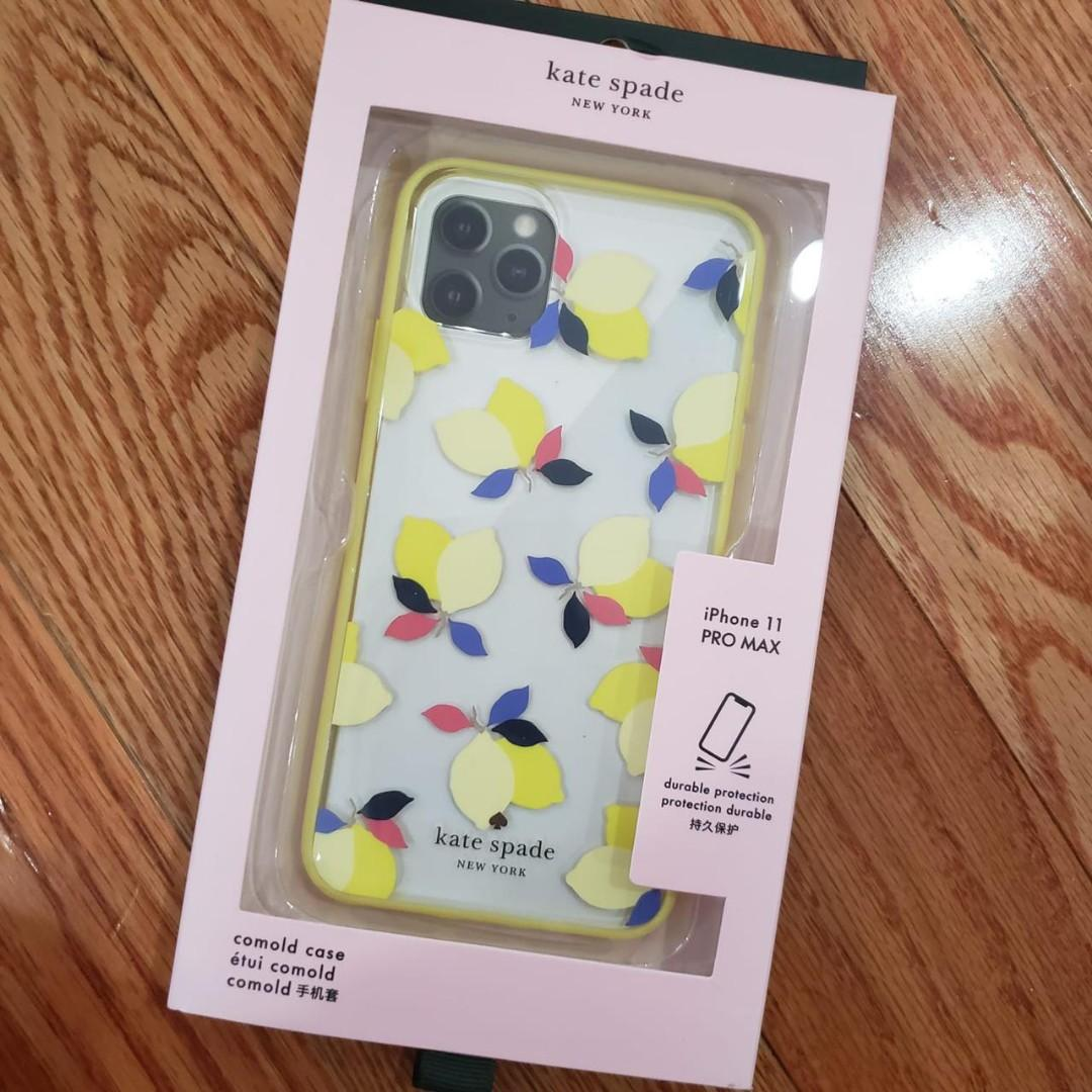Ready Stock Lemons iphone 11 pro max case