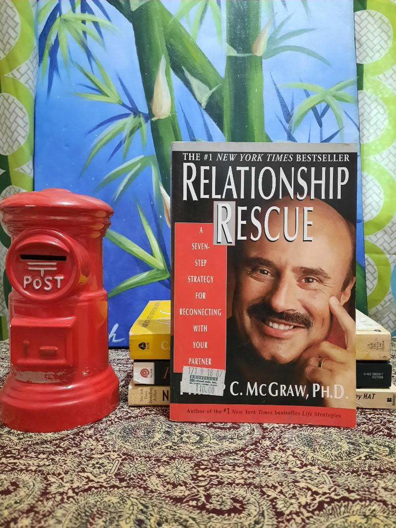 Relationship Rescue by Phillip McGraw