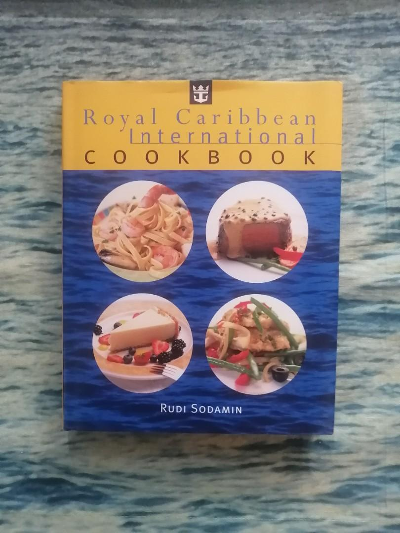 Royal Caribbean Cruise Line Cookbook