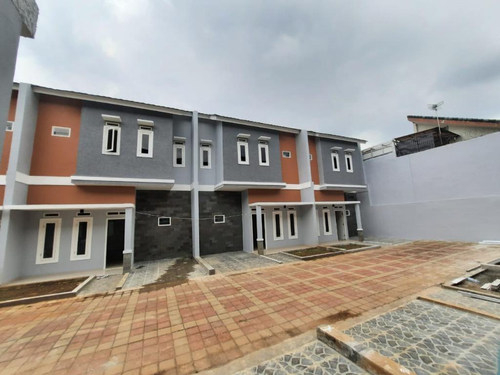 Rumah Tanpa DP Bebas Biaya Sampai Akad Kredit