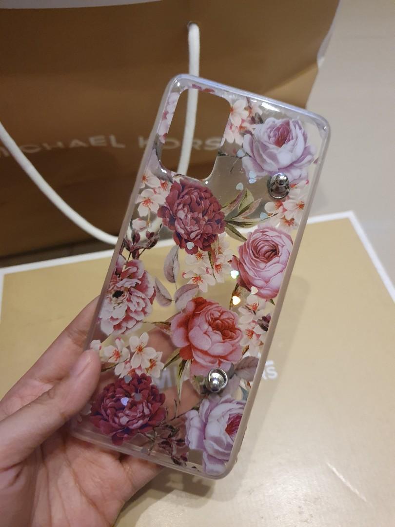 S21+ floral case