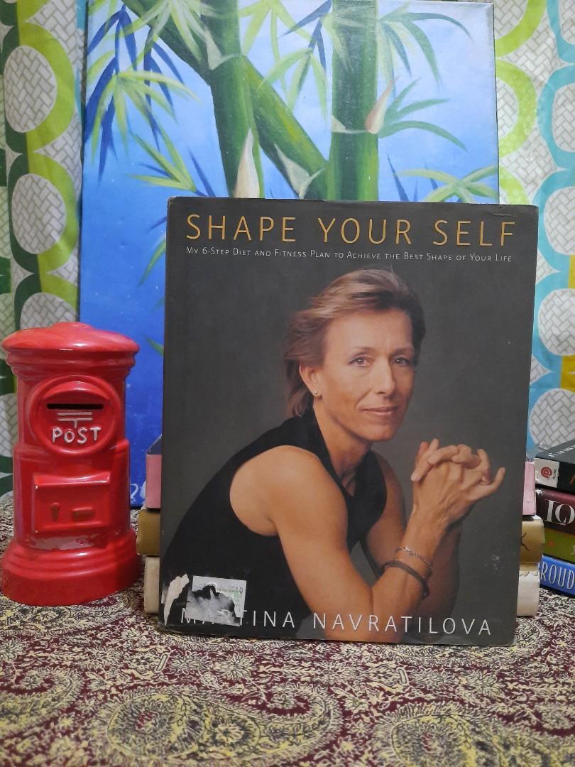 Share your self by Martina Navratilova