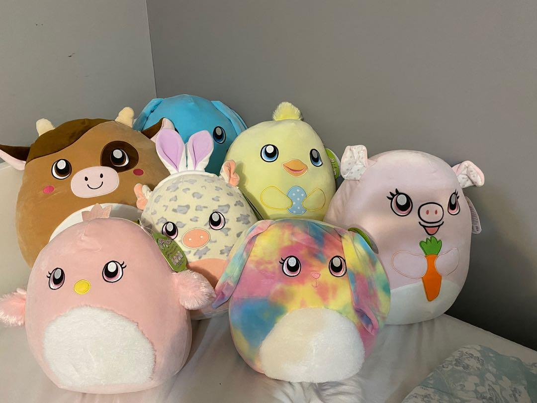 squishmallows large easter 2021