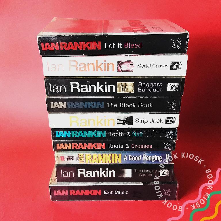 SALE | Take All 🟠 Ian Rankin / Rebus Series