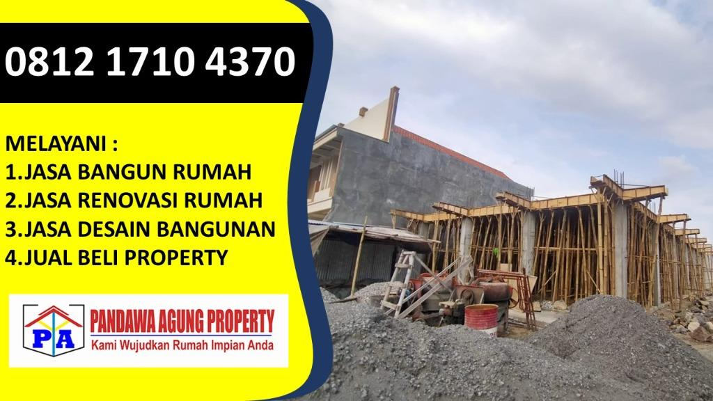 TANPA BANK | 0812-1710-4370 | Harga Jasa Bangun Rumah 2 Lantai di Nganjuk, PANDAWA AGUNG PROPERTY