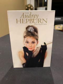 $15 or BO for 3 Classic Audrey Hepburn Film DVD Collection!