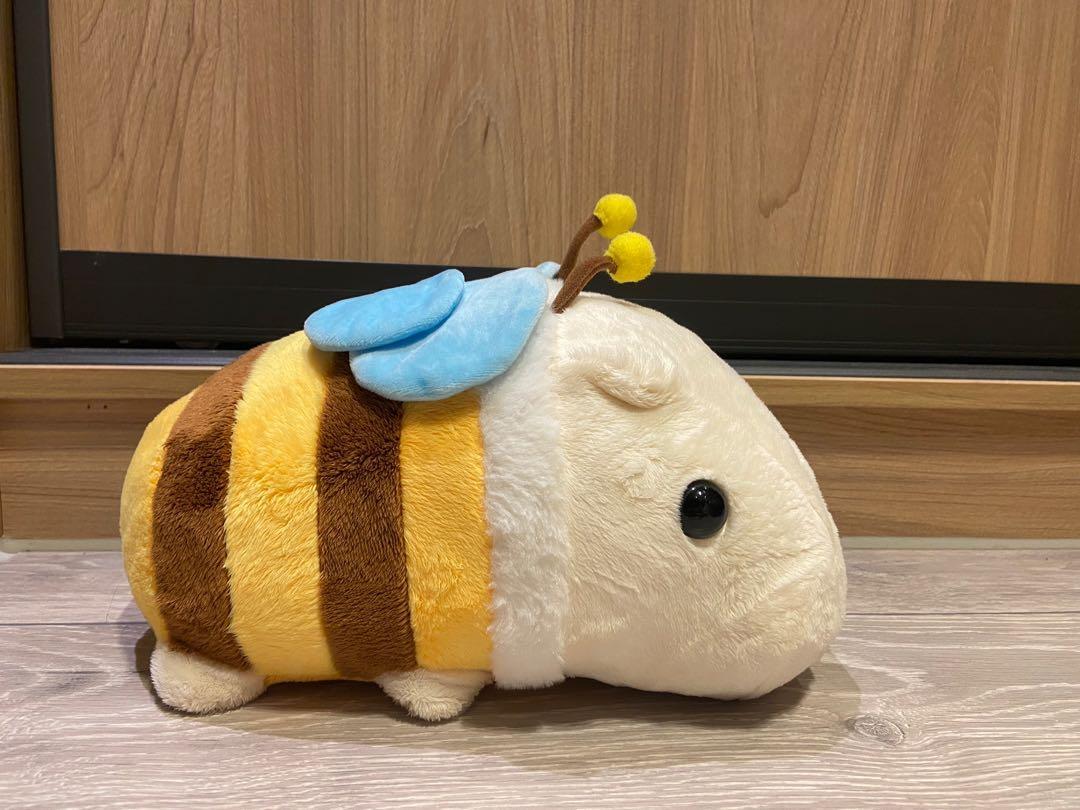 蜜蜂水豚君