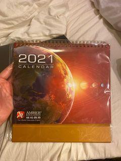免費 🆓 2021年 月曆  。交易滿$20贈送,請早揚聲 。亦可以選擇順豐速遞到付