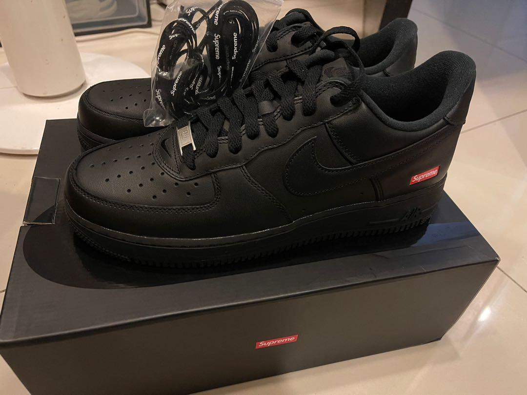 air force 1 x supreme 聯名
