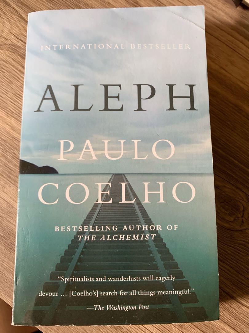 Aleph- Paulo Coelho