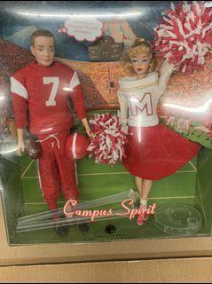 Barbie Campus Spirit