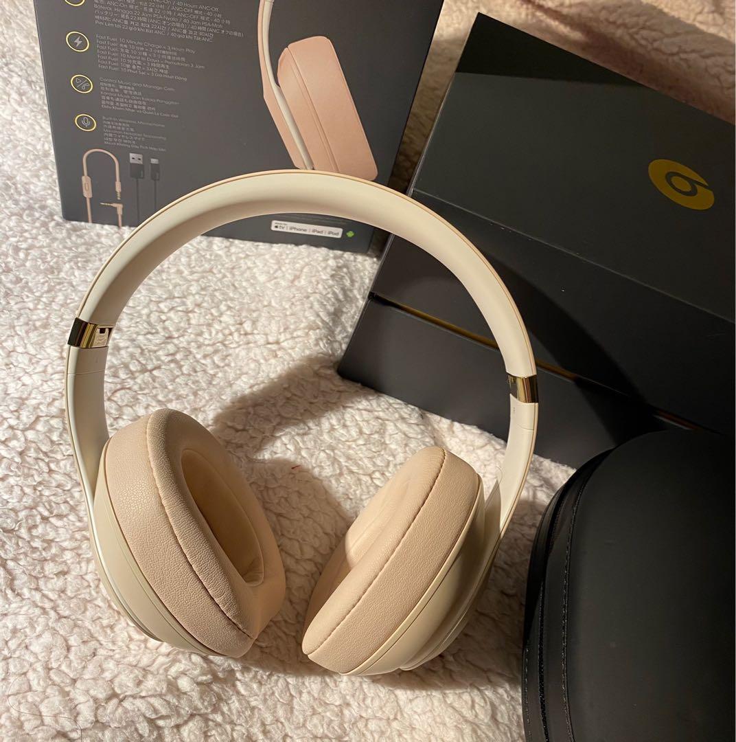 Beats Studio3 Wireless 耳罩式耳機