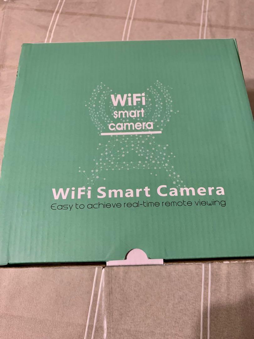 Brand new IP66 wifi smart camera
