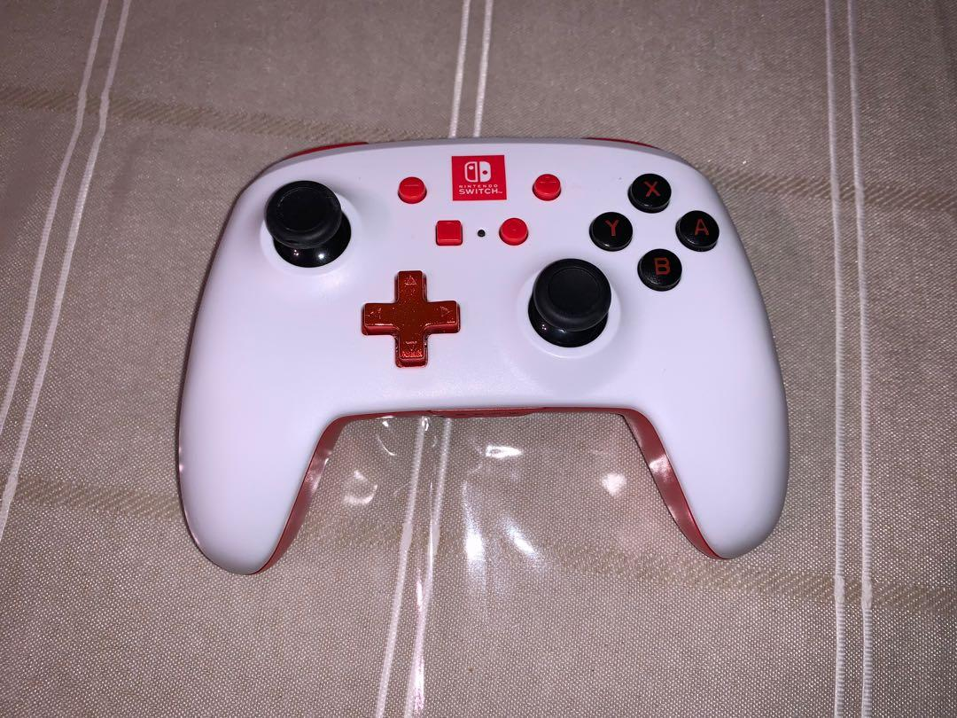 Brand new PowerA enhanced wireless controller for Nintendo Switch