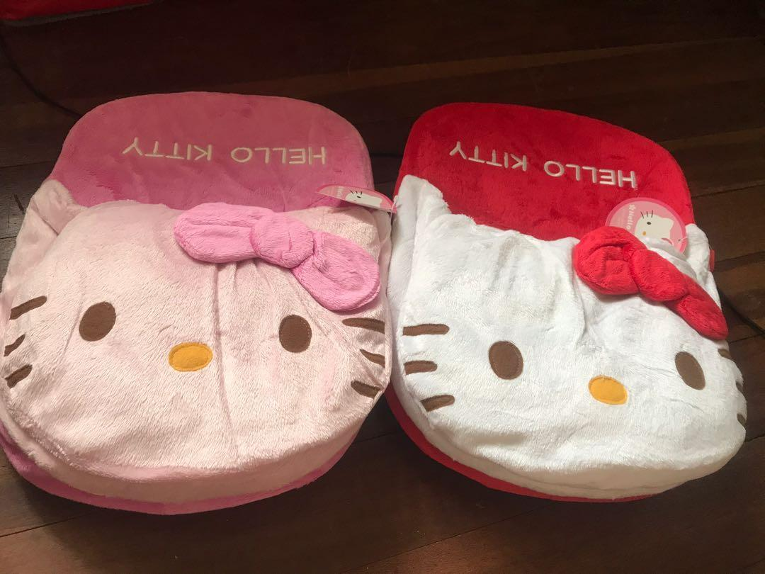 Bundle Hello Kitty Original Sanrio Slippers BIG for display