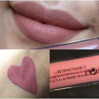 Cailyn liquid lipstick