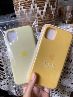 Casing Iphone 11 Yellow