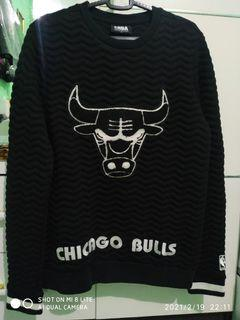 Crewneck chicago bulls
