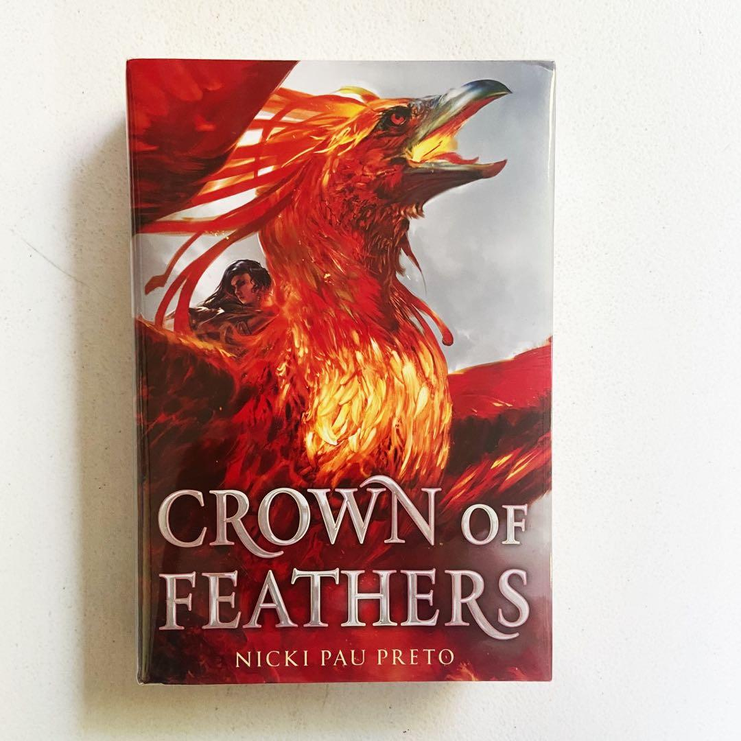 Crown of Feathers HB