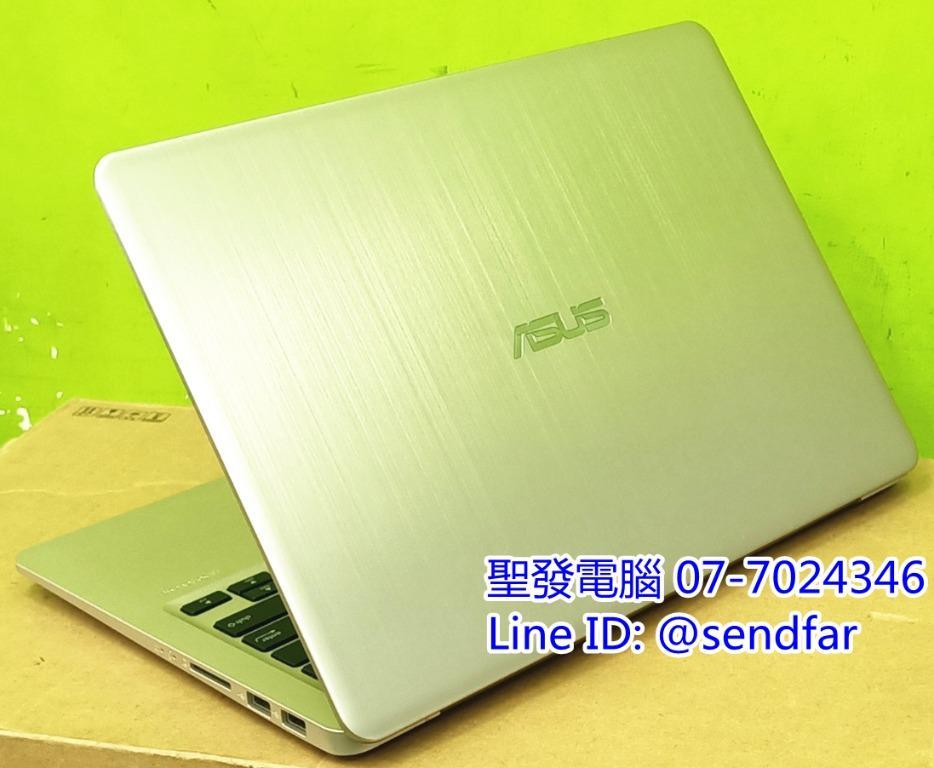 GTA5 LOL全開 ASUS S410U i5-8250U 8G 128GSSD G940MX 14吋 聖發二手筆電