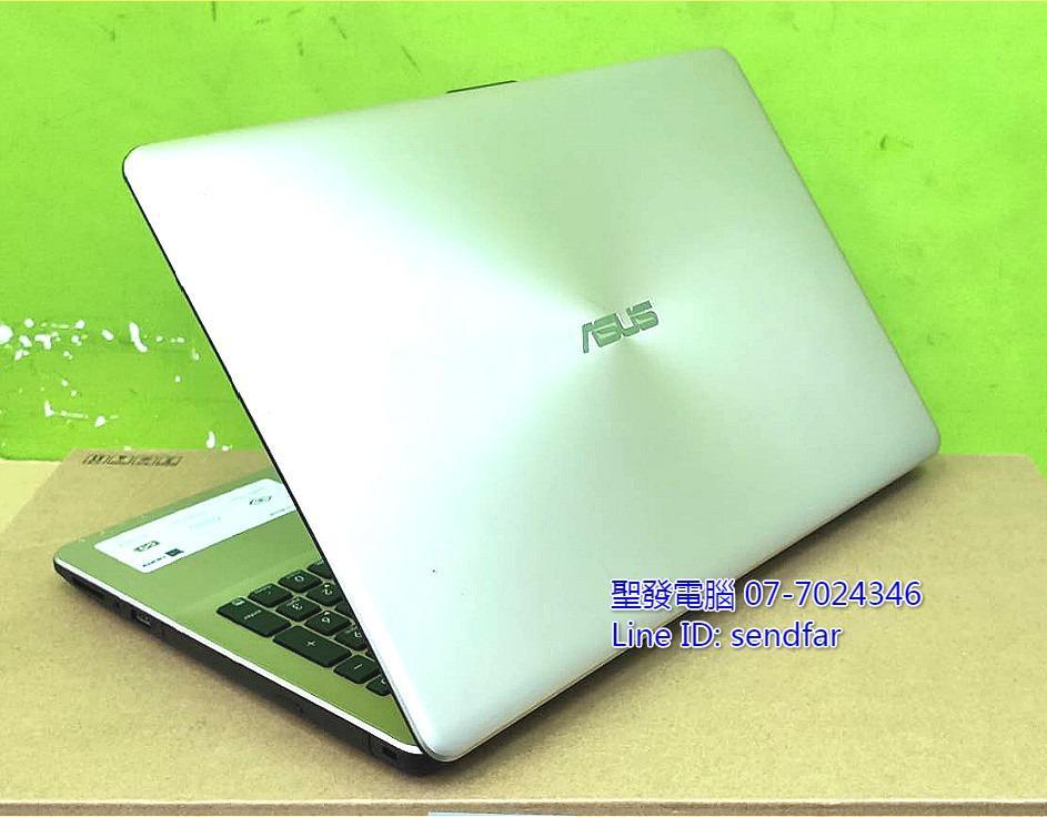 """GTA5 LOL ASUS X542U i5-8250U 8G NEW240GSSD G940MX 15inch laptop """"sendfar secondhand"""" 聖發二手電腦"""
