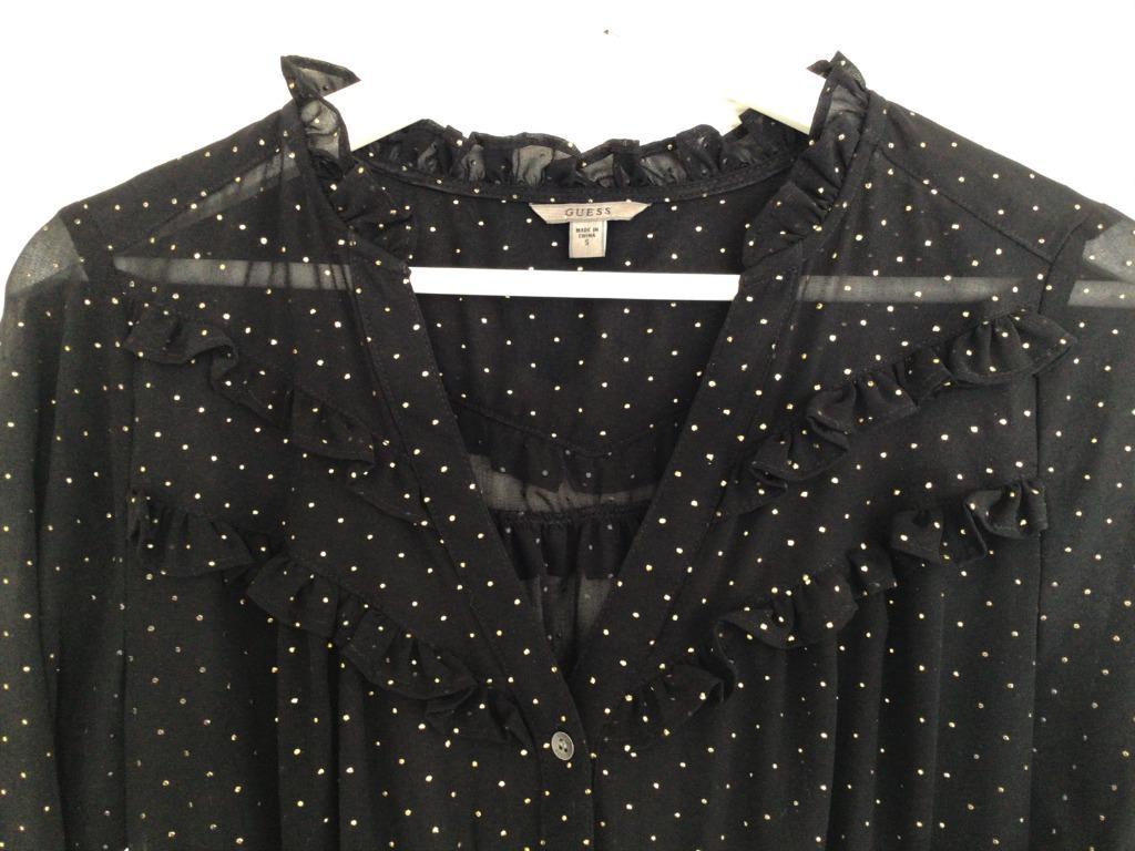 GUESS Black dress Size S