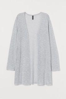 h&m loose knit cardigan