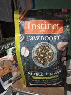 Instinct Dog Food Kibble