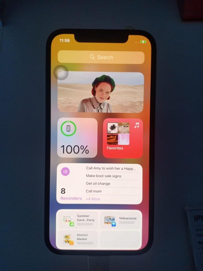 iPhone 12 128GB bisa di kredit pakai home credit