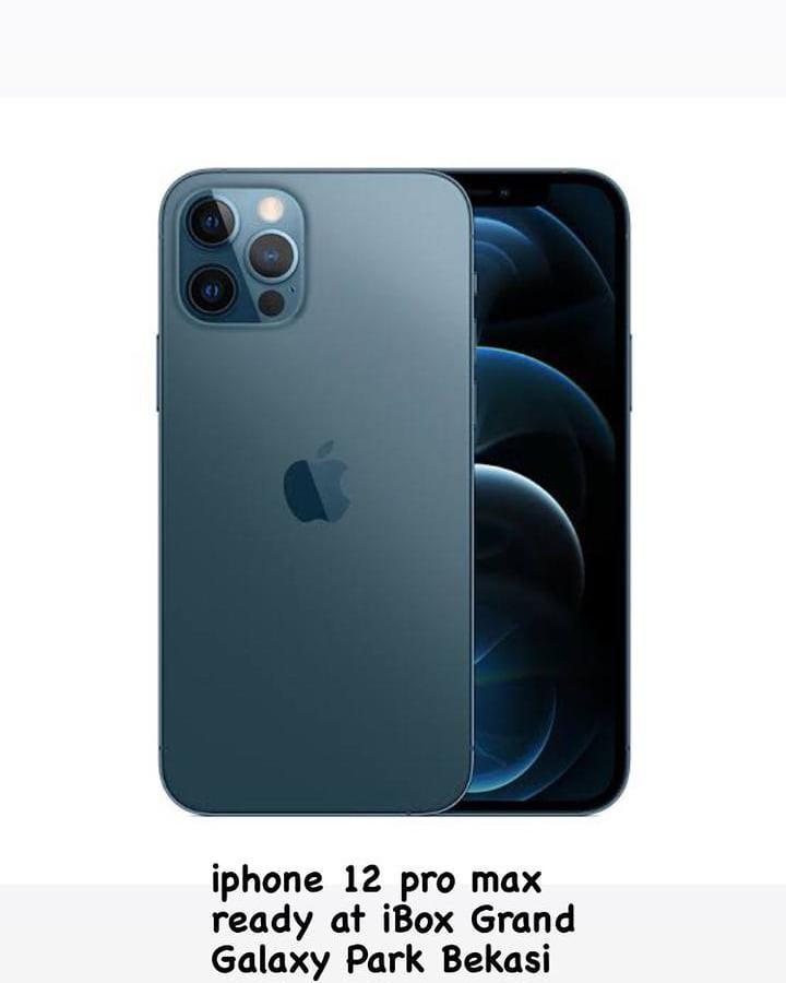 IPHONE 12 PRO MAX CICILAN