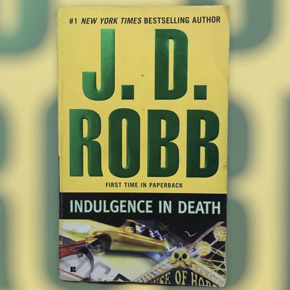 JD Robb - Indulgence in Death