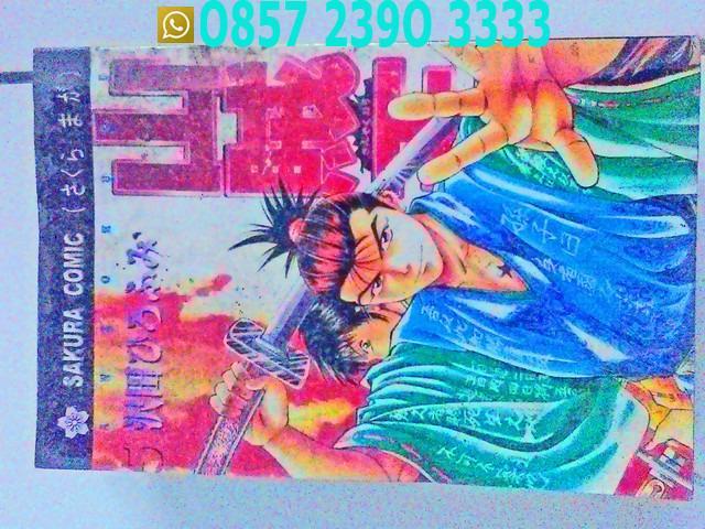 Komik King Of Bandit LDM6711