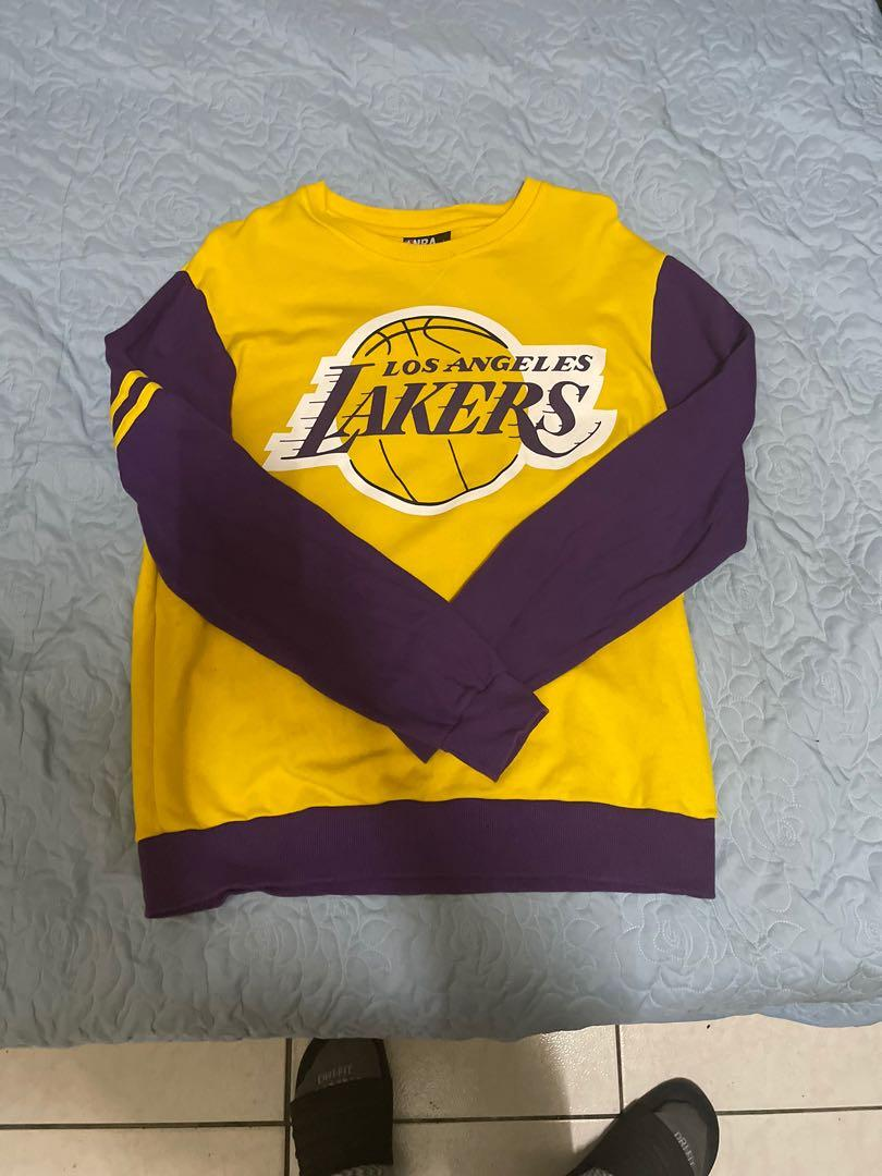 Lakers+ thunder sweatshirt L size