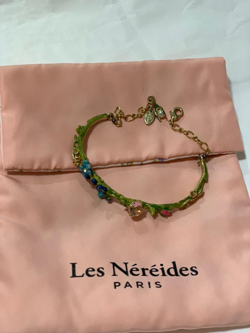 Les Nereides 花園手環