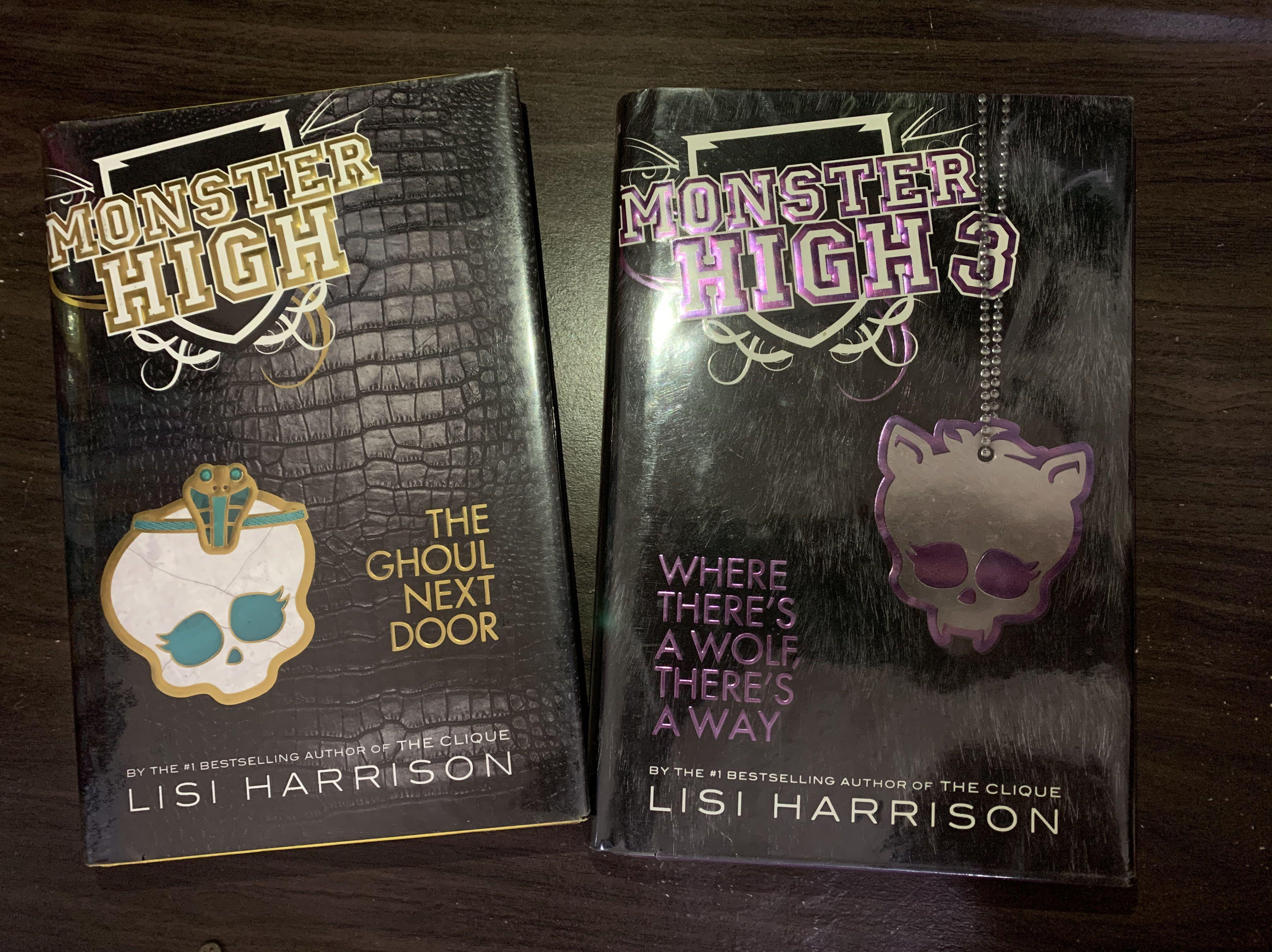 Monster high set | Hardbound
