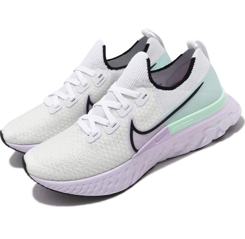 NIKE REACT INFINITY RUN FK女鞋 慢跑鞋