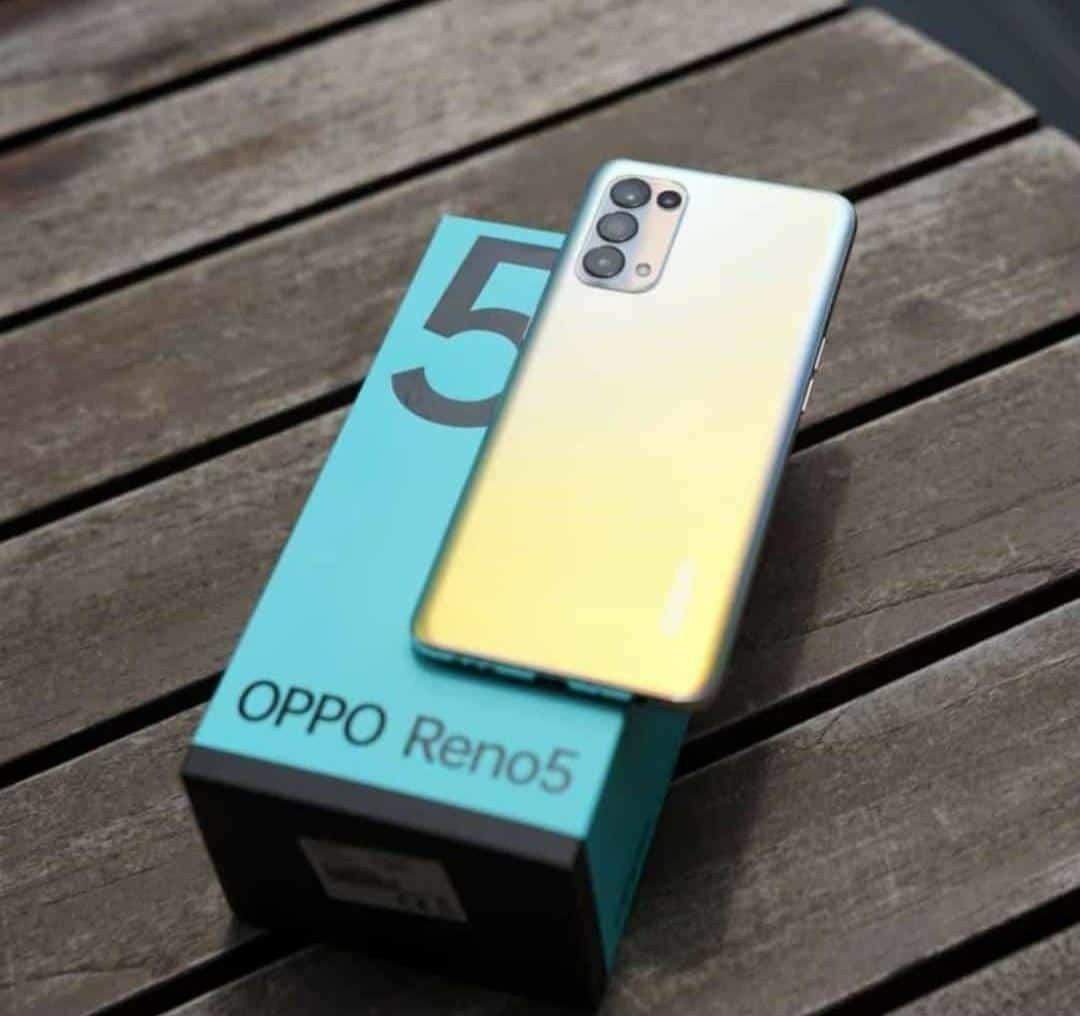 Oppo Reno 5 ram 8/128 gb Prses 3 Mnt Acc Ccil Tnpa CC