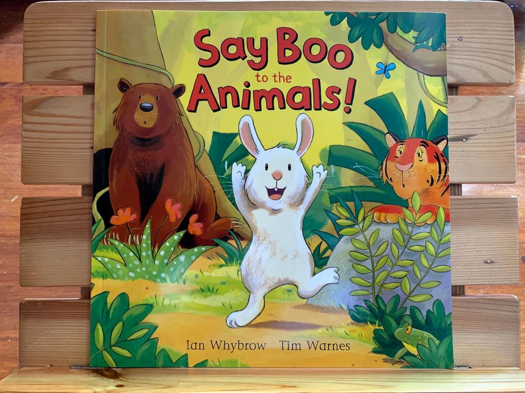 Picture story book for children