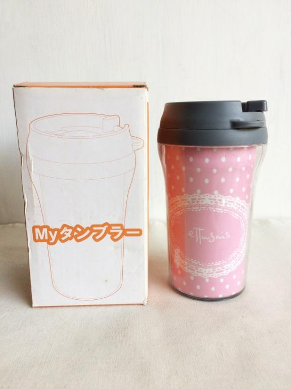 Preloved Reusable Cup Ettusais with Box (Made in Japan)