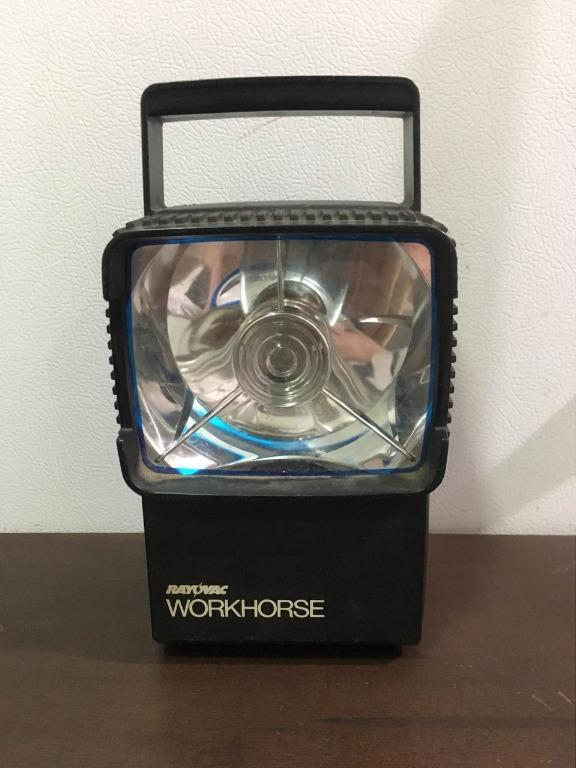 Rayovac Workhorse Work Flashlight